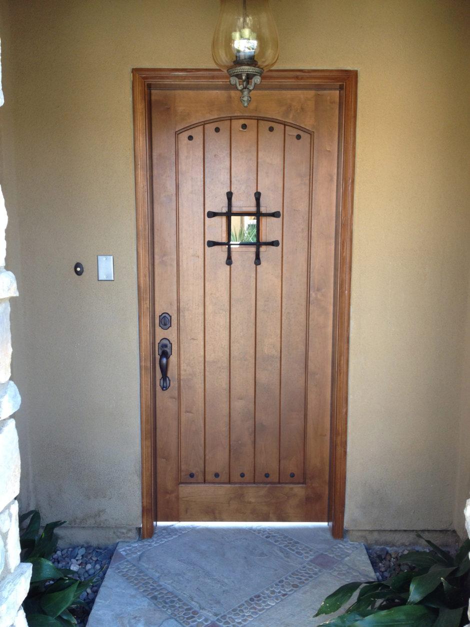 Court-yard-door-interior- & Doors | TPG Construction Pezcame.Com