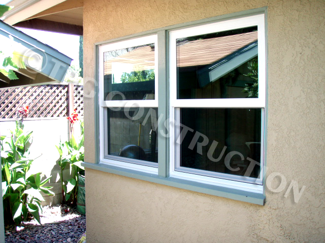 Milgard window installation